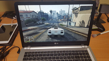 LG 노트북 15ND540-UX50K 벤치마크