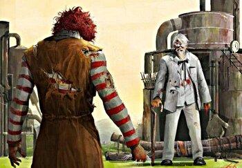 맥도널드 vs KFC