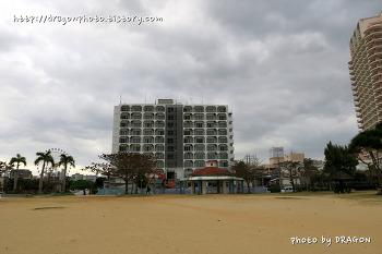 [오키나와 여행 8] 콘도미니엄호텔 몬파, 아름다운 바다가 보이는 곳