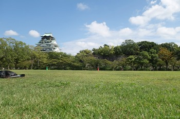 일본 - 오사카 교토 여행 : 오사카 주유패스 사용기(오사카 성- 천수각)