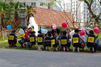 어린이집 스승의날 이벤트 , 제일 비싼 선물을 받으신 선생님들 ^^