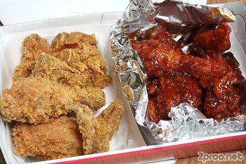 비비큐 치킨 메뉴 황금 올리브 치킨 반반 굿~ 치킨 기도문 + 치킨에게도 영혼이 있다면...