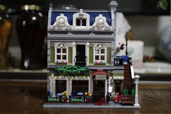 레고 파리의 레스토랑 10243