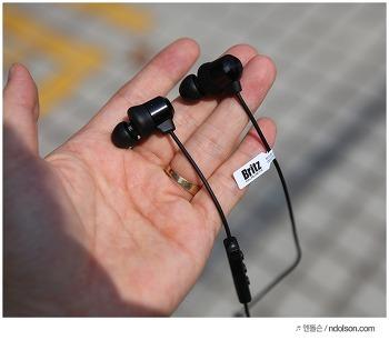 운동할 때 좋은 방수 이어폰, BZ-M9000