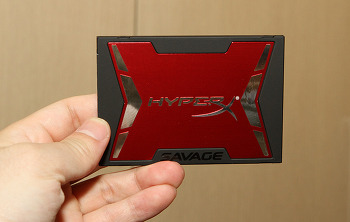 킹스톤 HyperX SAVAGE 240GB 고성능 SSD