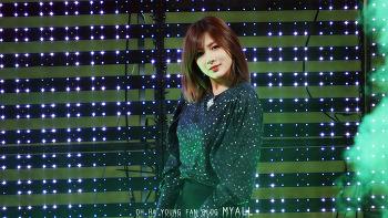 20170409 수원 kt wiz 시민 서포터즈 페스티벌 에이핑크 오하영 - Mr. Chu