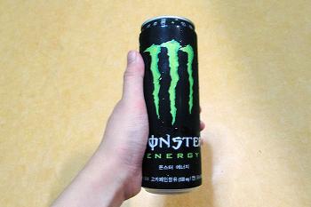 나 안 졸았어! 직접 마셔본 에너지 음료 체험기