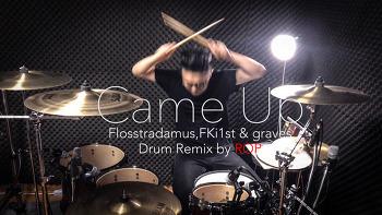 Flosstradamus(플로스타라다무스) , FKi1st&graves - Came up Drum remix by rop
