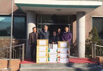 2017년 1월 25일 동두천시장님 방문