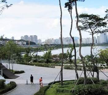 멋진 야경을 자랑하는 곳! 광교호수공원