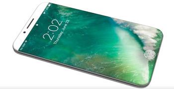 아이폰8 디자인, 크기 작아지고 배터리 커진다