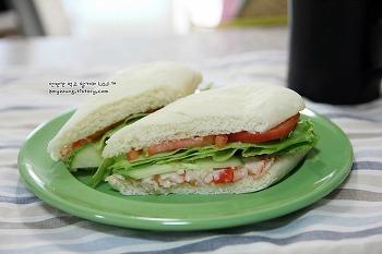 식어도 맛있는 봄소풍도시락 '특히 상큼한 샌드위치 5가지'