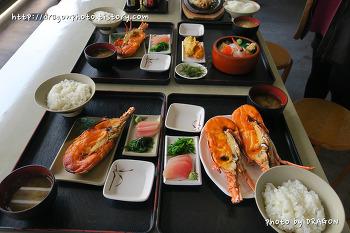 [오키나와여행 28] 파야오직매점(파야오 쵸쿠바이텐), 해산물 요리전문식당