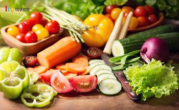 여름철 과일과 채소, 간편하고 건강하게 섭취하세요~
