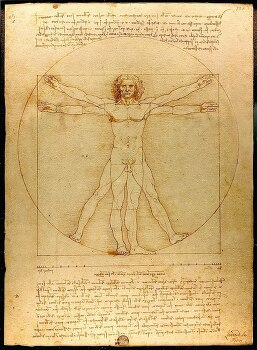 레오나르도 다빈치 르네상스 인간