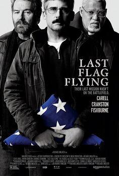 '라스트 플래그 플라잉 Last Flag Flying, 2017' 스티브 카렐이 치르는 아들의 장례식