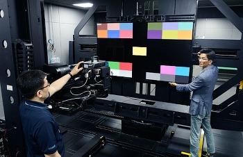 LG 디지털 파크(평택 R&D) 투어 후기!! LG 올레드TV의 핵심 A9(알파9)의 인공지능 화질의 현장을 가보니