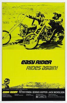 이지라이더 Easy Rider, 1969 ★★★