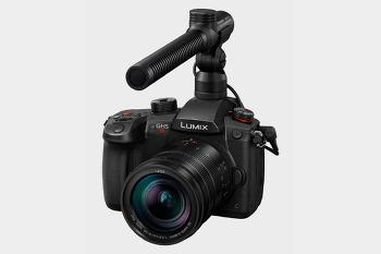 완벽한 4K 동영상용 미러리스 카메라? 파나소닉 GH5s