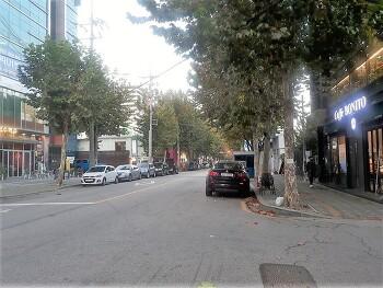 성수동 카페 거리