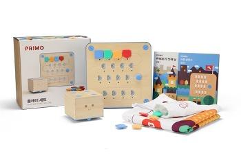 어린이코딩교육 전문가가 인정한 큐베토 플레이세트