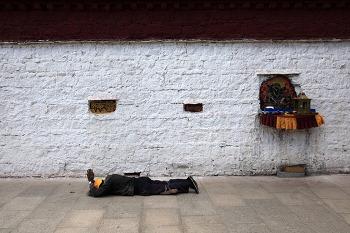 세계문화유산 티베트 포탈라 궁전 암표상 28명 검거···입장권 한 장~ 최대 17만원에 되팔아