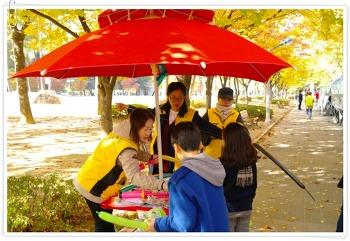 수성가족문화재지킴이 '홍보활동'