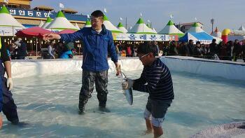 모슬포 최남단 방어축제 - 축제는 끝났어도 방어회는 이제부터 시작