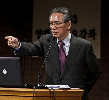 역사로부터 배운다…지도자의 길 ; 2013-3-21 양화진 문화원 목요특강