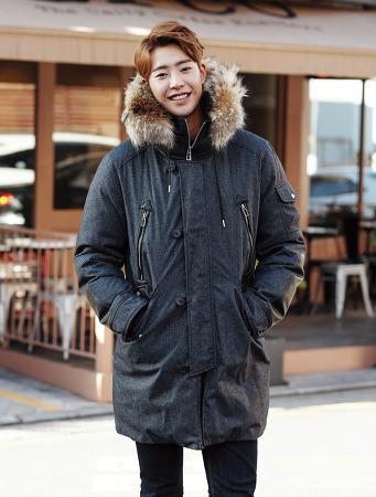 박민우, '남다른 패션 감각'으로 겨울 아우터 완벽 소화