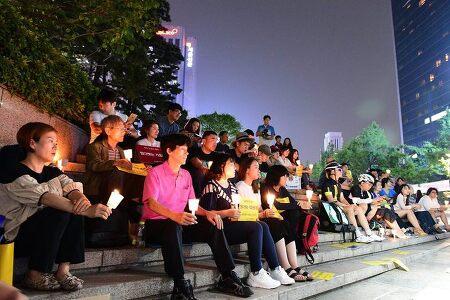 [초대] 제51차 복지국가 촛불, 세밧사 5주년과 제2회 세밧사상 시상식