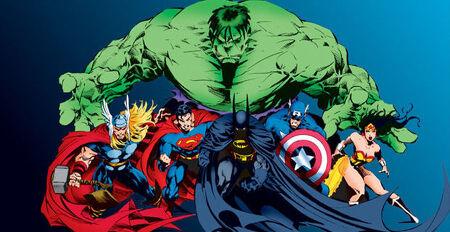 """DC 와 마블""  6년동안 40개 이상 영화가 개봉될 것!"