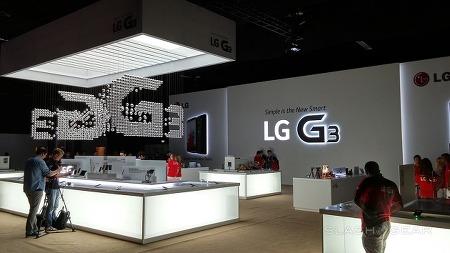 이제 틀은 잡혔다고 봐야하지 않을까? - LG G3 광고