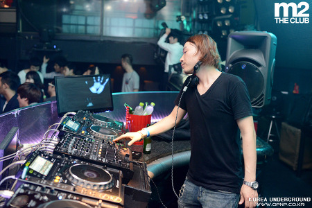 2013. 05. 11. Sat. EPIC : DJ CONAN @ Club M2