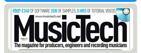 뮤직 테크 7월호 ( MusicTech Magazine issue 148 ) 의 플러그인들 무료로 받으세요. ^_^