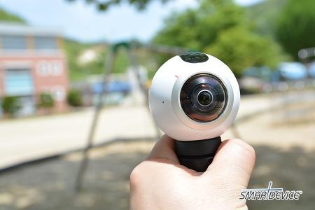 기어360(Gear 360) 어떻게 찍고 또 어떻게 봐야할까? 실제 찍어봐야 아는 기어360 사용후기