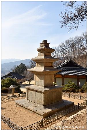 경북 영주 부석사 삼층석탑