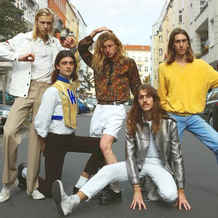 베를린 밴드 Parcels