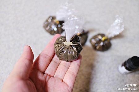 코코넛오일로 만드는 각질제거에 좋은 바디스크럽 만들기