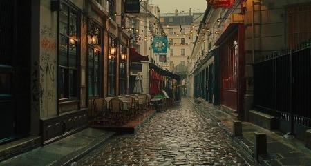 [미드나잇 인 파리] 1920년의 비 오는 파리, 화가들, 그리고 작가들.