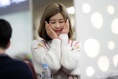 [17.01.24] 라니아(RANIA) BP 라니아(BP RANIA) 김포공항 팬싸인회 지유