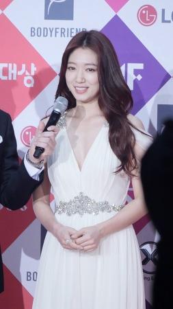 161231 SBS 연기대상 레드카펫 박신혜 직캠 by 스피넬