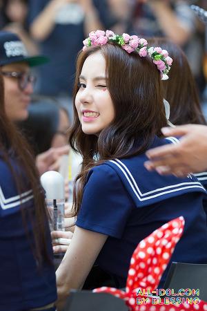 15/09/20 여자친구 여의도 IFC몰 팬싸인회 by 블레싱