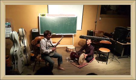 세스 마틴과 함께하는 세계 민중 음악의 밤