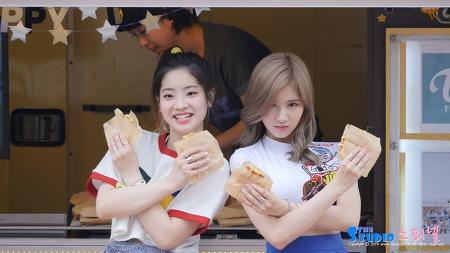 160611 음악중심 트와이스 역조공 팬미팅 직캠 by 스피넬