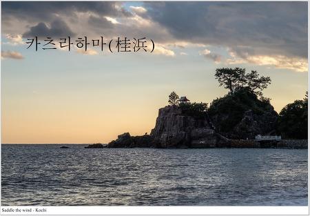 [고치여행] 카츠라하마 (桂浜)