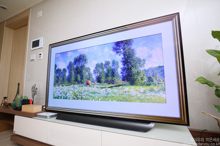 LG 올레드 TV AI ThinQ OLED65C8GNA 사용해보니.. 인공지능 화질엔진 알파9(α9) 놀라워요~