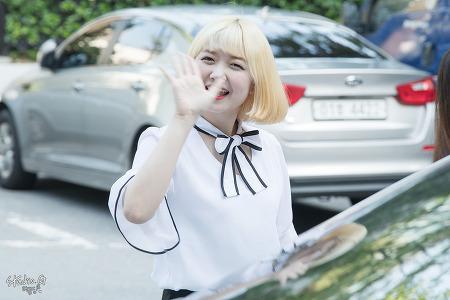 18.06.01 그레이시 뮤직뱅크 by. 햄딩