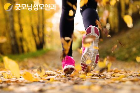 가을철, 백내장과 노안을 조심하세요!