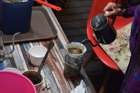 궁동 커피 강좌 - 윤일중커피강좌 - 매주 수요일 저녁